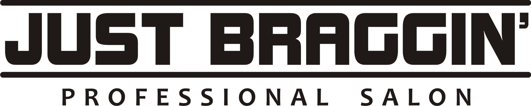 Just Braggin Salon - Logo