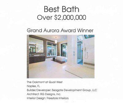 Best Master Bath
