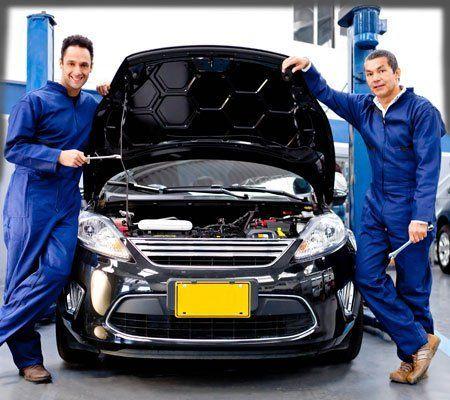 Auto Repair Team