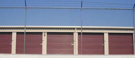 Fenced Storage