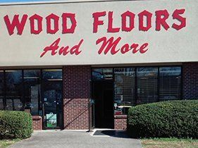 Wood Floors and More storefront