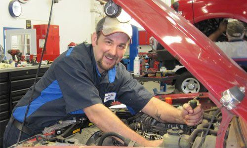 Engine and Transmission Repair Service