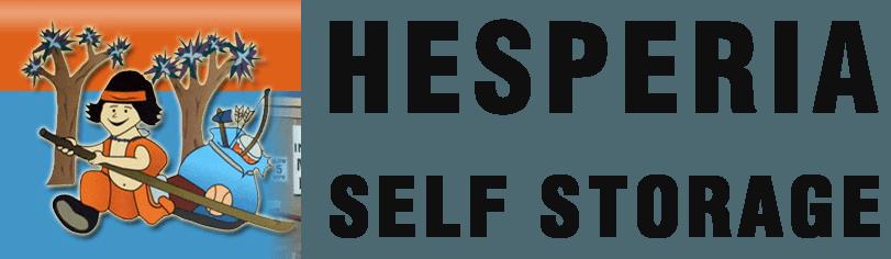 Hesperia Self Storage_ Logo