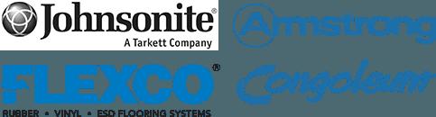 Johnsonite | Armstrong | Flexco | Congoleum