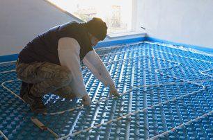 Radiant Floor Heating Service