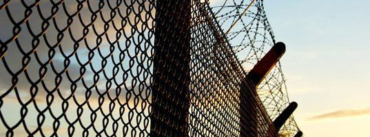 Chain Link Fences Barbed Wire Fence Colorado Springs Co