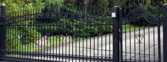 Ornamental Fences Steel Fences Colorado Springs Co