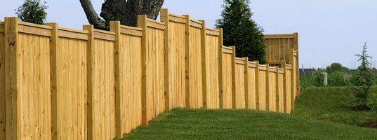 Wood Fencing Cedar Fences Colorado Springs Co