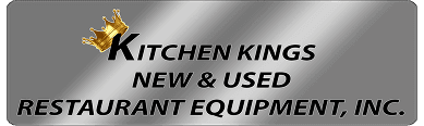 Kitchen Kings New & Used Restaurant Equipment Inc. - logo
