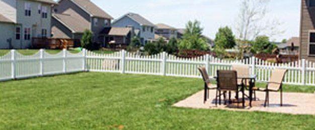 PVC and Vinyl Fences