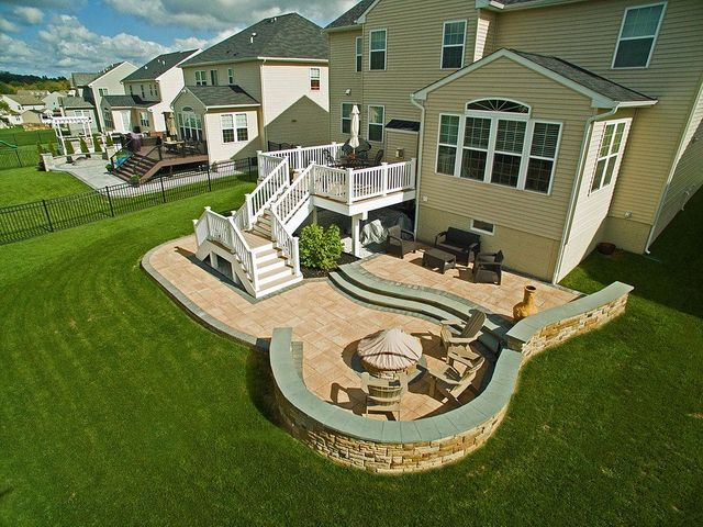 Lazo Landscaping Inc Landscaping Service Middle River Md