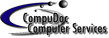 CompuDoc Computer Services - Logo