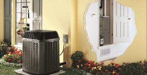 Advanced Heating & Air, Inc Truck