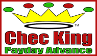 Chec King Payday Advance - logo