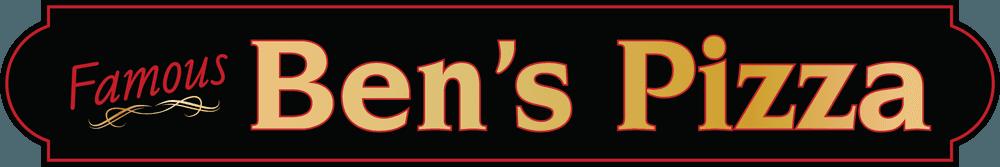 Famous Ben's Pizza logo