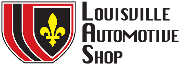 Louisville Automotive Shop - Logo