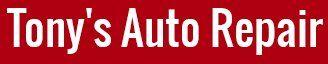 Tony's Auto Repair - Logo