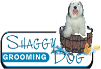 Shaggy Dog Pet Grooming - Logo