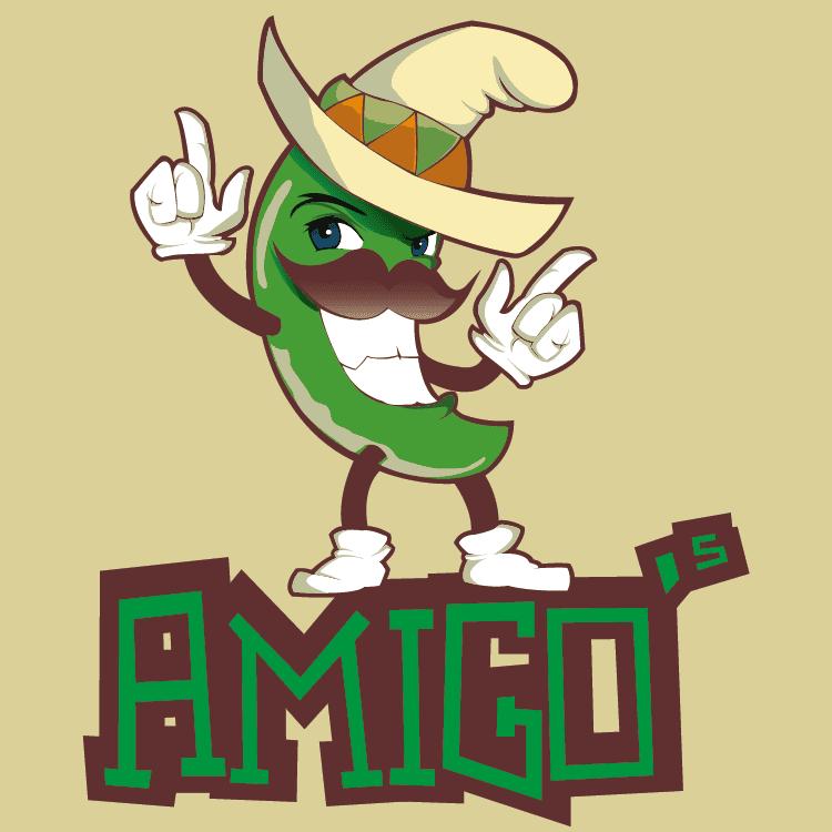 Amigos Taqueria - Logo