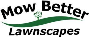 Mow Better Lawnscapes logo