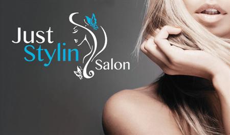 Just Stylin Salon - Logo