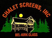 Chalet Screens  logo