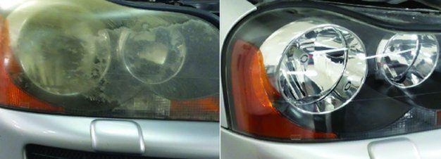 Restoring Headlights