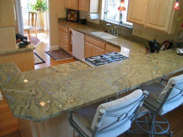 Attirant Granite Countertop