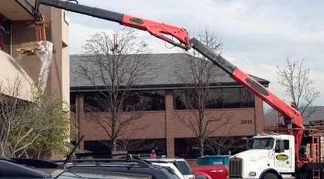 Townsend Crane Service LLC | Crane Equipment | Newton, IA
