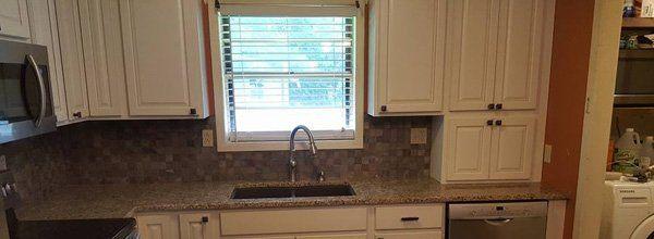 Custom Cabinets Tile Work Tupelo MS - Kitchen remodeling montgomery al