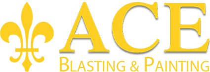 Ace Blasting & Painting - Logo