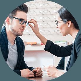 Eyewear service