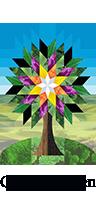 Quilter's Eden - Logo