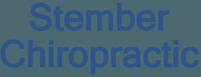 Stember Chiropractic - Logo