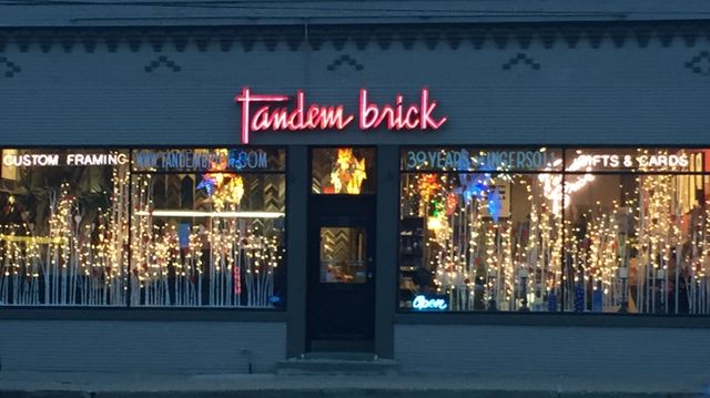 Tandem Brick Gallery shop