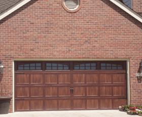 Charming Garage Door