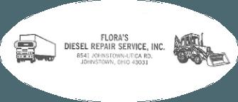 Flora's Diesel Repair Service, Inc. - logo