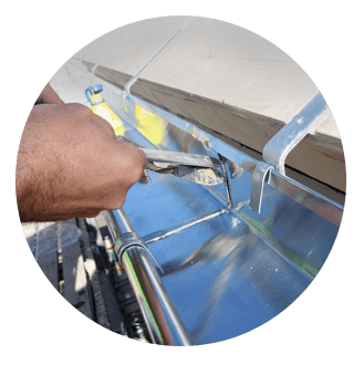 Gutter installation services