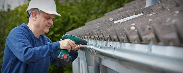 Gutter repair and replacement services