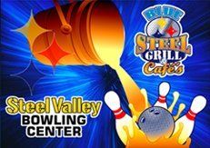 Blue Steel Grill & Cafes/Steel Valley Bowling Center - logo