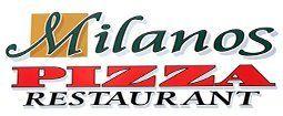 Milano's Pizza - logo