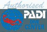 Authorised PADI Dive Center