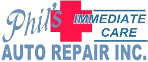 Phil's Immediate Care Auto Repair Inc. logo