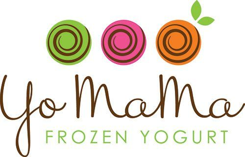 Yo Mama Frozen Yogurt & More - logo