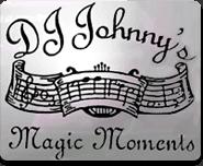 DJ Johnny's Magic Moments - Logo