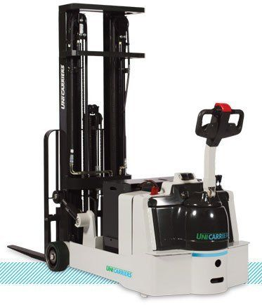 HIGH-LIFT COUNTERBALANCED, WALKIE STRADDLE