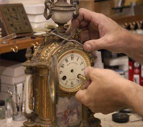 Antique Clock Restorations
