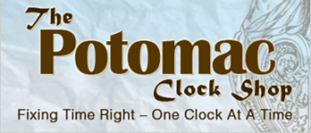The Potomac Clock Shop-Logo