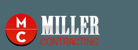 Miller Contracting LLC  Logo