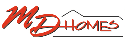 MD Homes - Logo